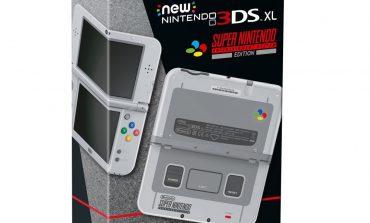 Το Nintendo 3DS XL ντύνεται στα χρώματα του SNES