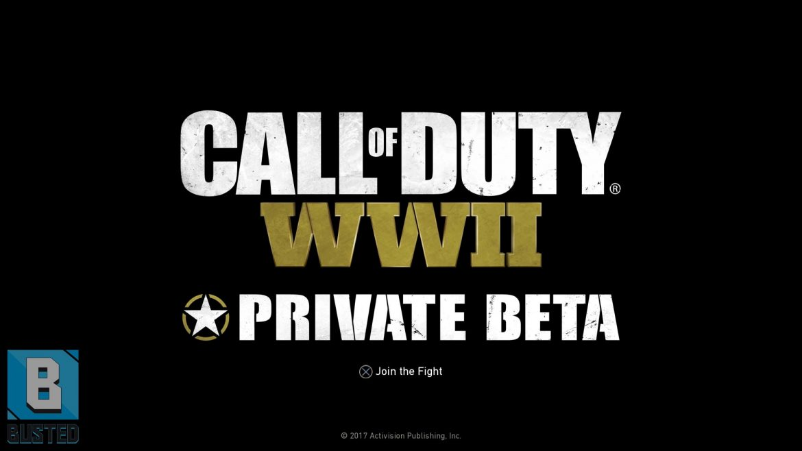 Call of Duty WWII (Private Beta)