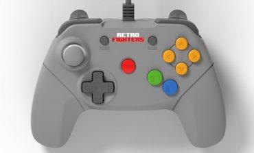 Kickstarter για μοντέρνο χειριστήριο του N64