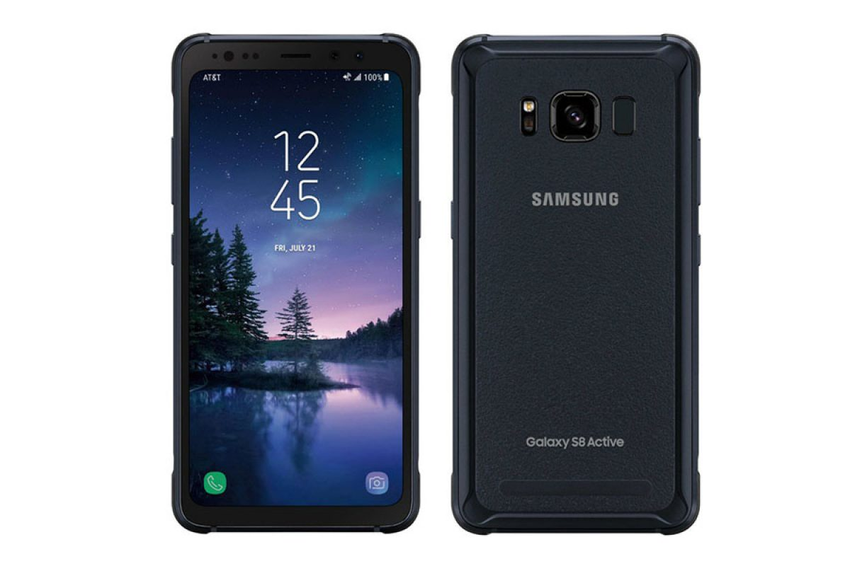 "Samsung Galaxy S8 Active: Ανακοινώθηκε η ""θωρακισμένη"" ναυαρχίδα της Samsung"