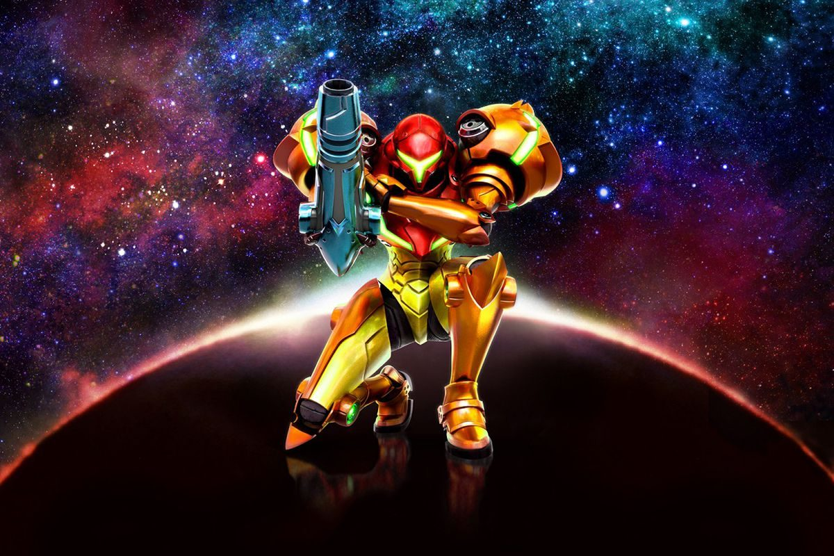 Πλούσιο Metroid Samus Return Unboxing