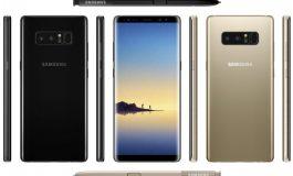 [Φήμες] Γύρω στα 800 ευρώ θα κοστίζει η βασική έκδοση του Galaxy Note 8 στην Ασία