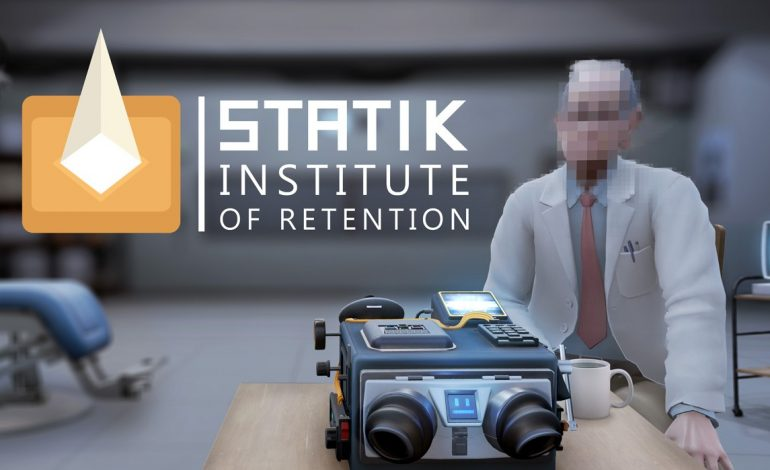 Statik: Institute of Retention (for PlayStation VR)