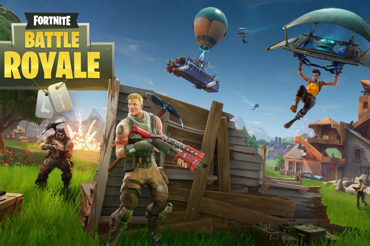 To Fortnite Battle Royale έρχεται στα κινητά τηλέφωνα
