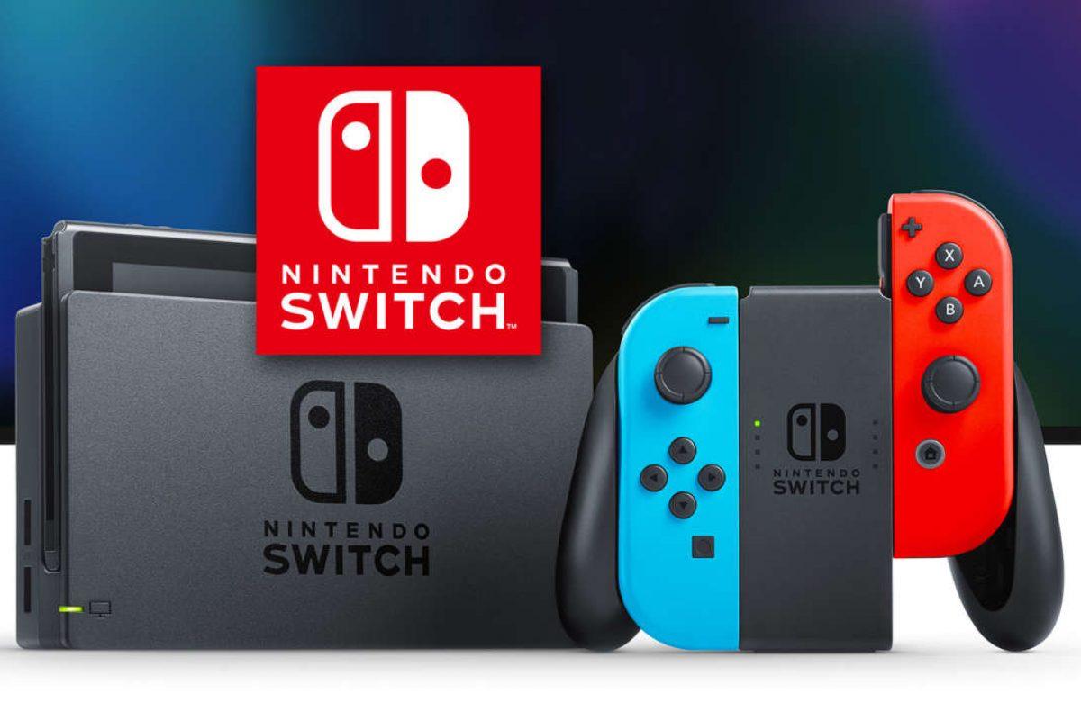 To Nintendo Switch βγήκε πρώτο σε online πωλήσεις κατά την περίοδο του Thanksgiving και της Black Friday