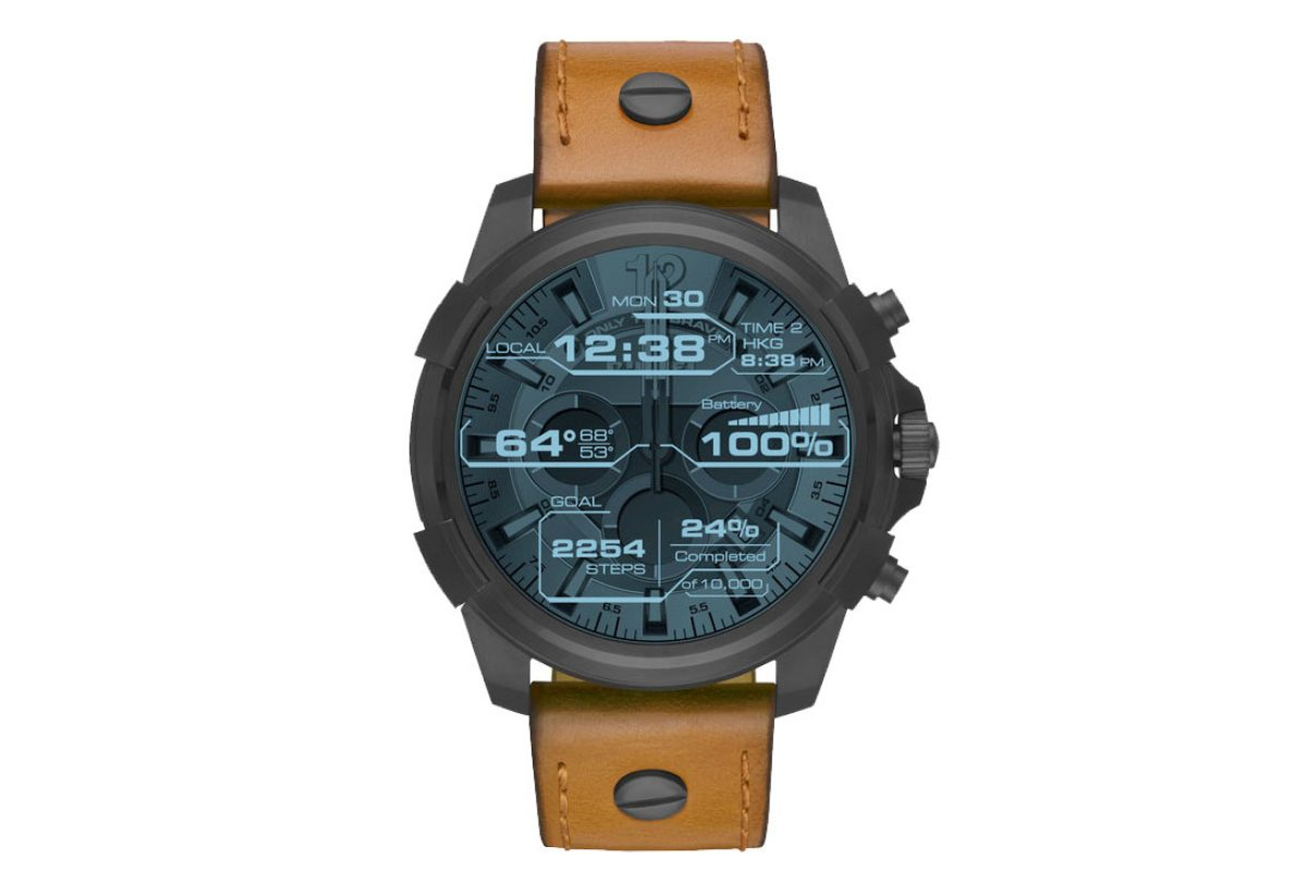 [IFA 2017] Η Diesel ανακοίνωσε το δικό της Android Wear smartwatch