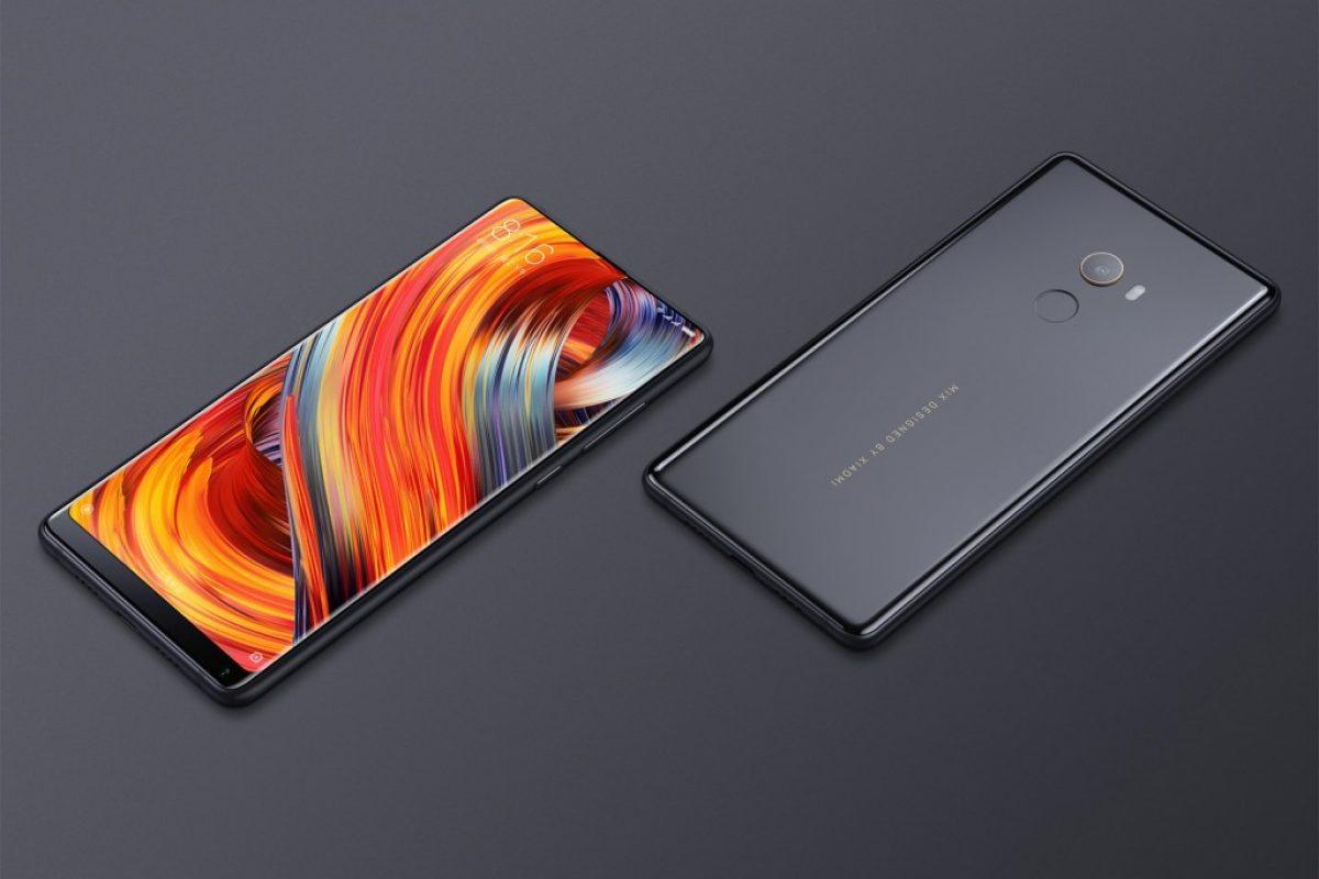 "Xiaomi Mi Mix 2: Επίσημο το bezel-less ""κτήνος"" (+τιμή)"