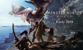 24λεπτο χορταστικό Gameplay Video για το νέο Monster Hunter: World