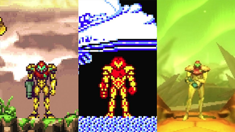 Σύγκριση του αρχικού Metroid II με τις επανεκδόσεις του (Video)