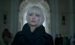 Red Sparrow: Η Jennifer Lawrence υποδύεται την σέξυ Ρωσίδα κατάσκοπο