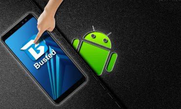 Η Android εφαρμογή του Busted είναι γεγονός (Download Link - Οδηγίες)