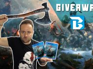 ΤΟΥΜΠΑΝΟ GOD OF WAR GIVEAWAY
