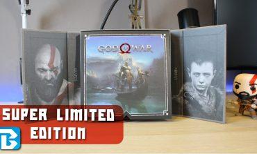 Το επικό Press Kit του God of War