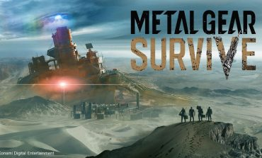 Beta και campaign υλικό από το Metal Gear Survive