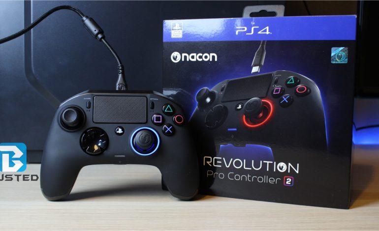 Το απόλυτο Controller του PS4; | Nacon Revolution Pro 2
