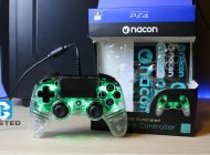 Το πιο εφετζίδικο Controller του PS4 | Nacon Wired Illuminated