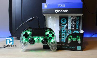Το πιο εφετζίδικο Controller του PS4   Nacon Wired Illuminated