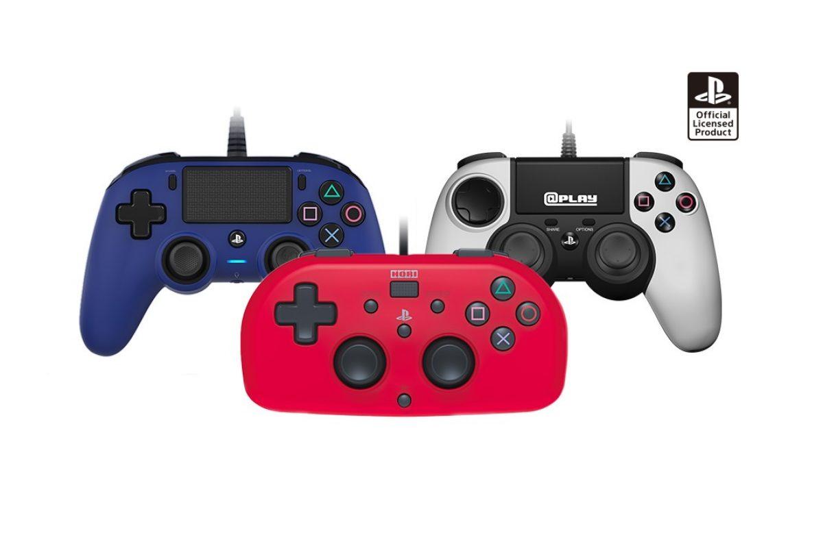 Νέα σειρά Licensed controller για το PlayStation 4