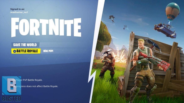 Η Epic Games μήνυσε δύο cheaters του Fortnite!