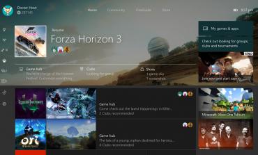 Το φθινοπωρινό update του Xbox One είναι εδώ