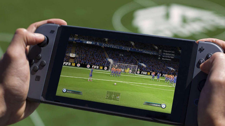 Το Fifa 18 για το Switch αποτελεί μόνο το 3% των συνολικών πωλήσεων στο Ην. Βασίλειο