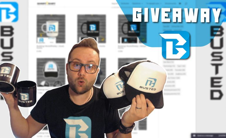 Special Giveaway για Busted-άδες!