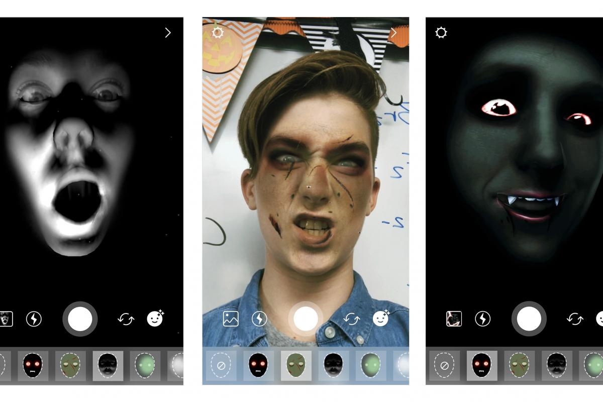 Superzoom και Halloween face filter: Νέα διασκεδαστικά χαρακτηριστικά ενσωματώνει πλέον το Instagram