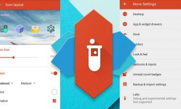 Nova Launcher: Γίνεται ένας από τους πιο δημοφιλείς Android launchers, με 50 εκατομμύρια downloads