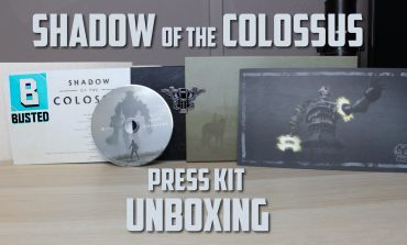 Shadow of the Colossus (PS4) Press Kit