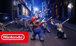 Φανταστικό διαφημιστικό του Super Mario Odyssey σε στυλ Μιούζικαλ