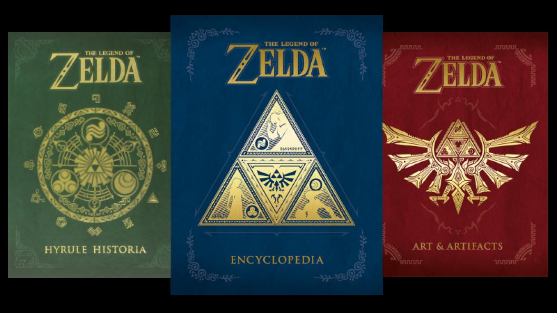 Εγκυκλοπαίδεια Legend of Zelda σε μορφή μεγάλης κασέτας NES