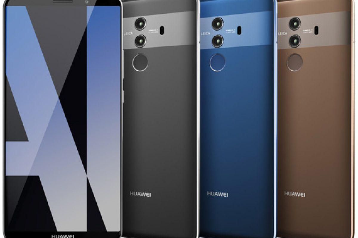 Huawei Mate 10 Pro: Κάνει ρεκόρ προπαραγγελιών στη Δυτική Ευρώπη