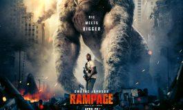 Tο πρώτο trailer για την ταινία Rampage είναι γεγονός με πρωταγωνιστή τον Dwayne Jonhson