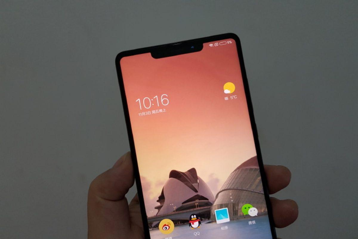 Xiaomi Mi Mix 2s: Έρχεται με notch στην οθόνη