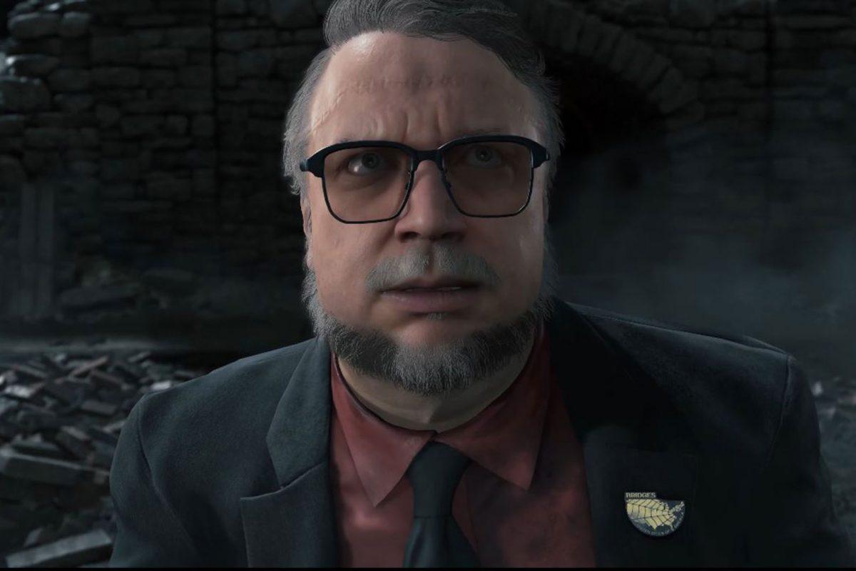 O Hideo Kojima δημοσίευσε μία νέα εικόνα για το Death Stranding για να συγχαρεί τον Del Toro