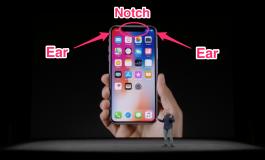 Poll of the Week: Σας ενοχλεί η εγκοπή (notch) στην οθόνη του iPhone X;