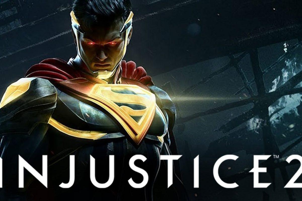 Αύριο αποκαλύπτεται νέος χαρακτήρας στο Injustice 2