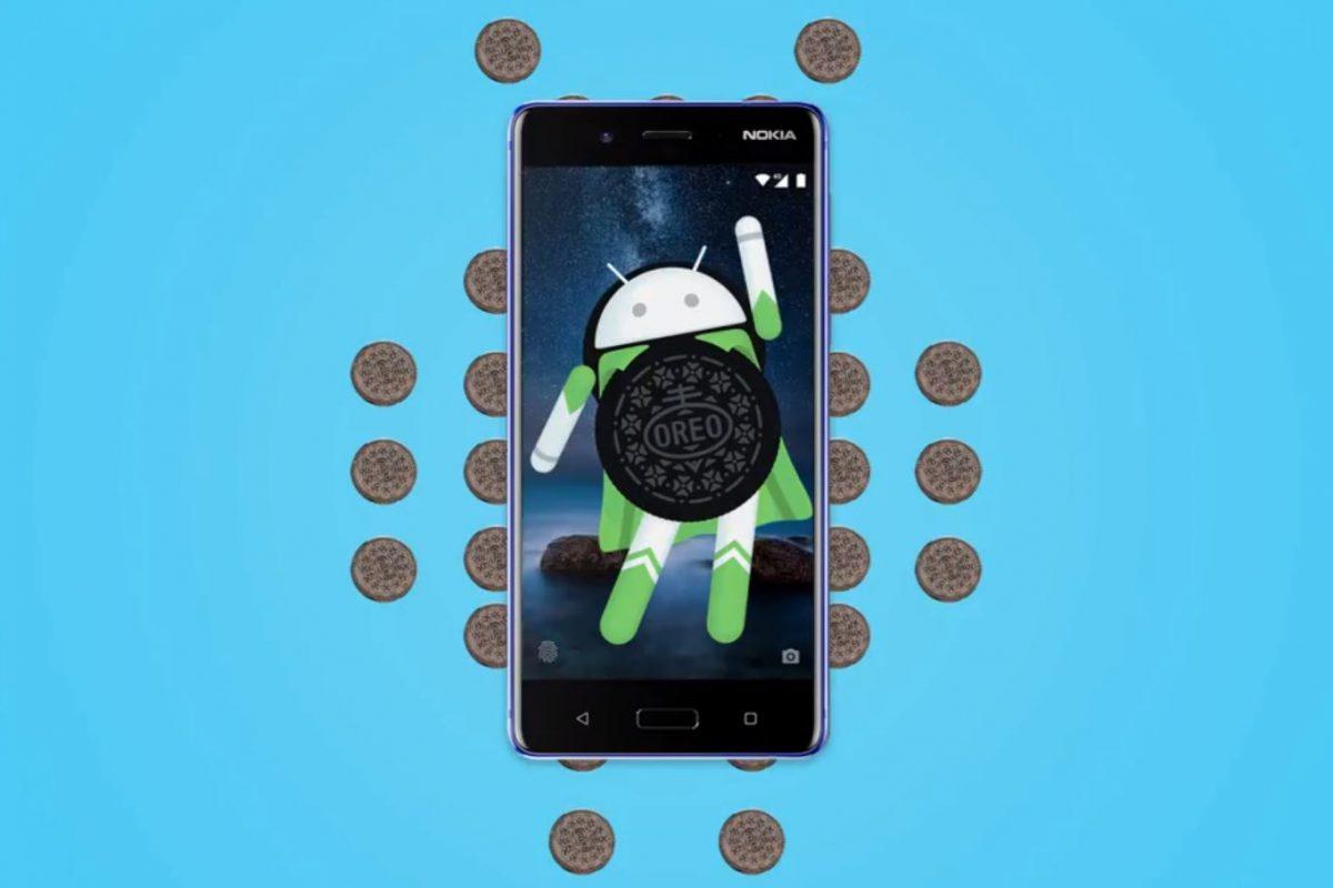 Nokia 8: Το roll out του Android 8 Oreo ξεκινάει σύντομα