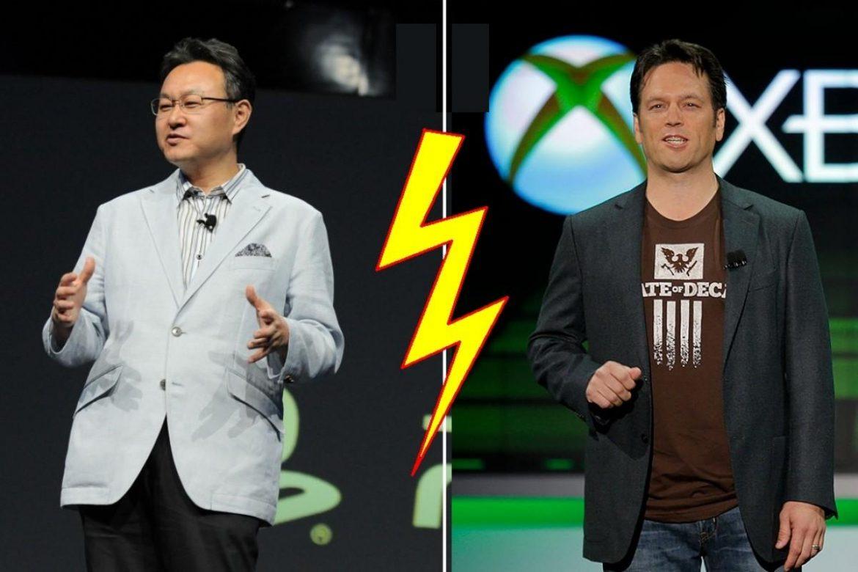 Συνομιλία των αφεντικών του Xbox και PlayStation στο Twitter για το Xbox One X (Pics)