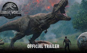 Το επίσημο trailer του Jurassic World: Fallen Kingdom