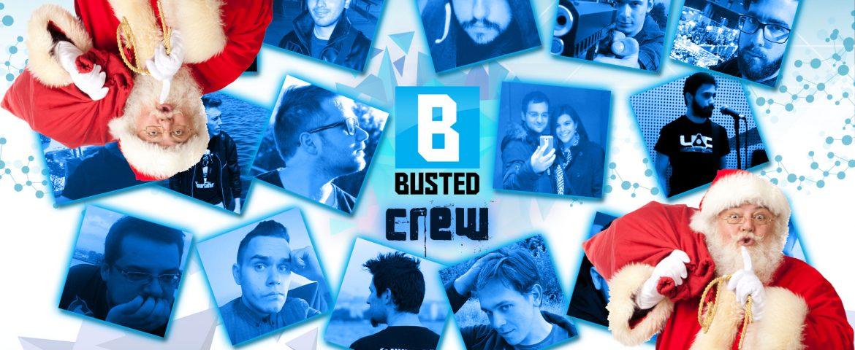 Η ομάδα του Busted στέλνει γράμμα στον Άι Βασίλη