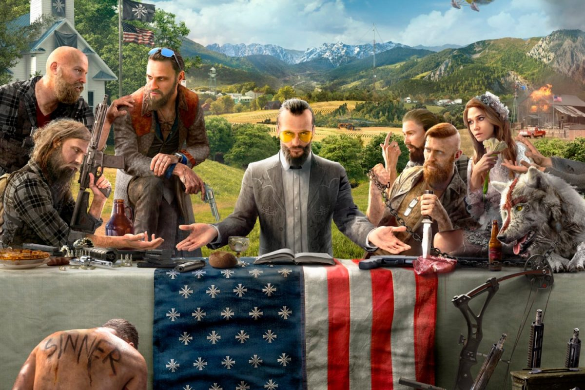 """Νέο trailer για το Far Cry 5 μας καλεί να μπούμε στην """"Αντίσταση"""""""