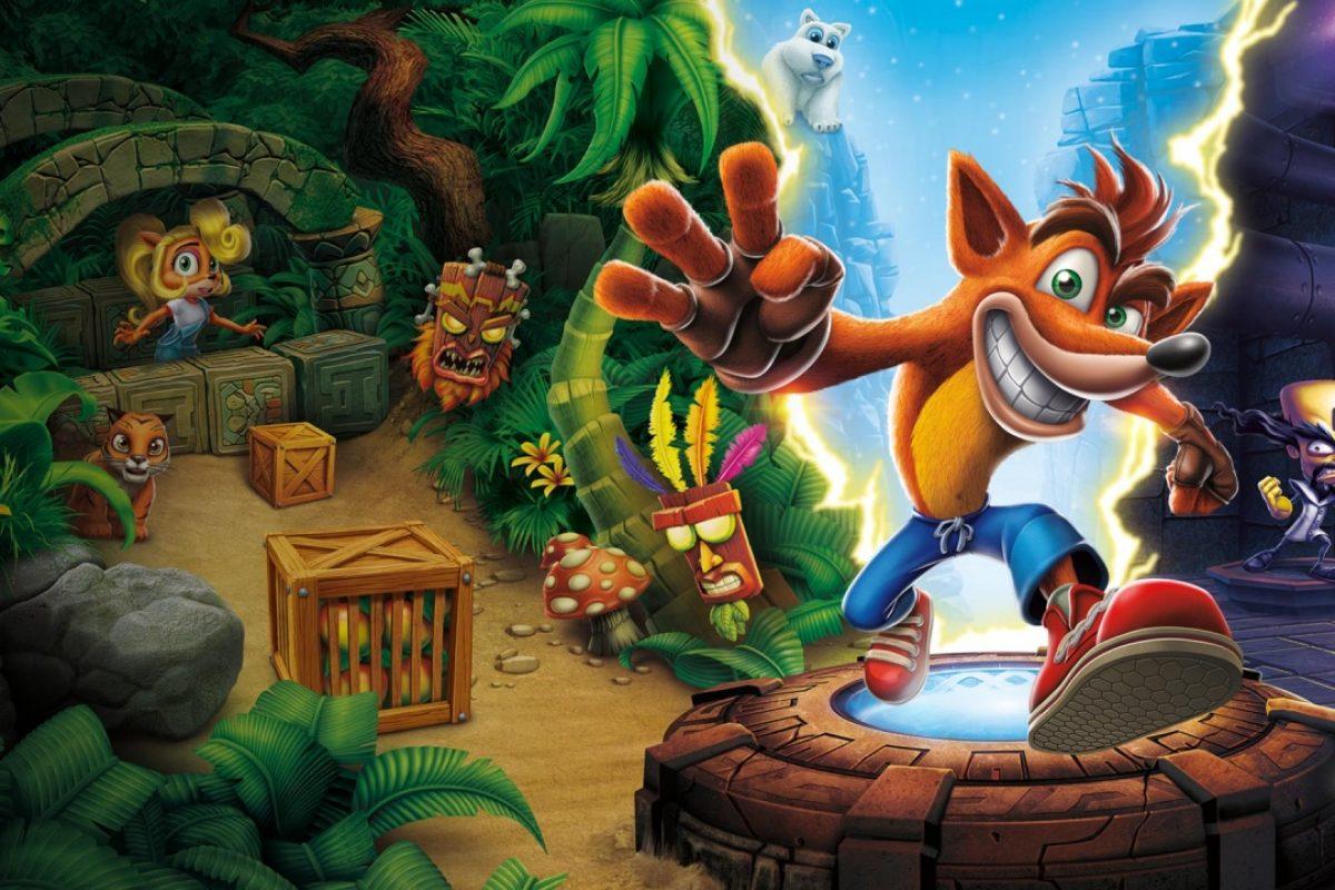 To Crash Bandicoot είναι η πιο πετυχημένη σε πωλήσεις Remaster Collection