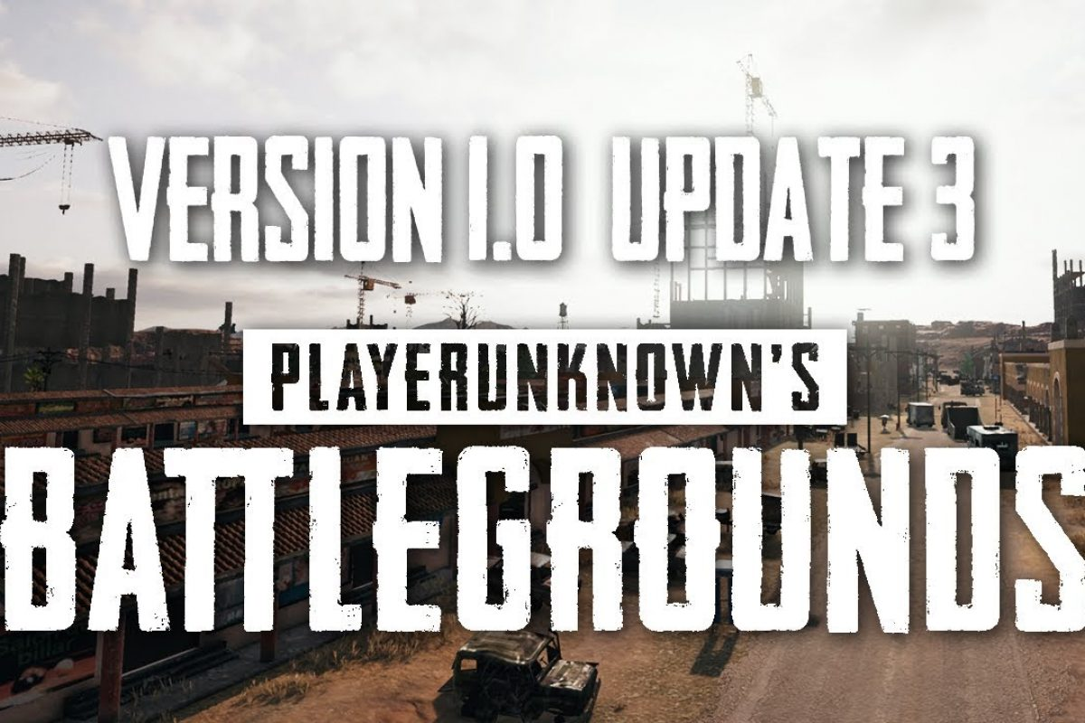 PlayerUnknown's Battlegrounds Version 1.0 | Επίσημη Κυκλοφορία