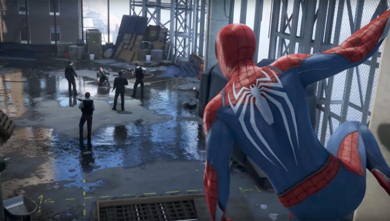 Με QTE (Quick Time Events) έρχεται το Spider-Man αλλά…