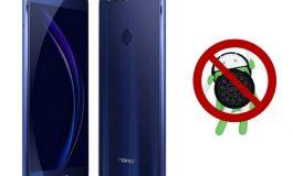 Το Honor 8 δεν θα λάβει τελικά Android Oreo!