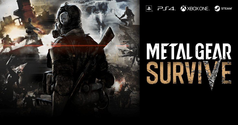 Νέο gameplay trailer για το Metal Gear Survive που λύνει πολλές απορίες