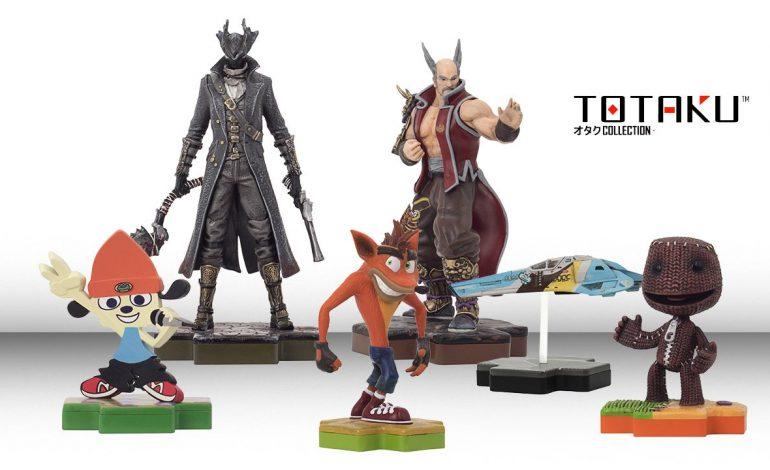 """Το PlayStation κυκλοφορεί τις δικές του φιγούρες """"Totaku"""" (Photos)"""
