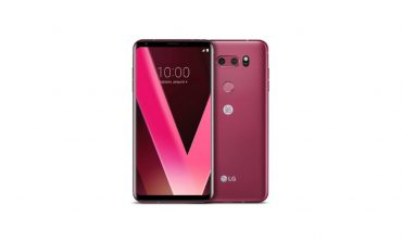 LG V30: Τώρα σε νέο και πολύ ιδιαίτερο Raspberry Rose χρώμα