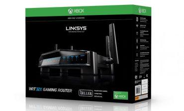 Επίσημο Xbox router απο την Linksys με χαμηλότερο ping